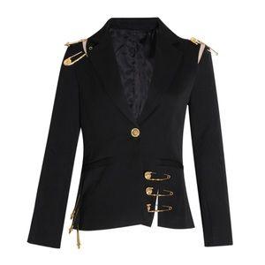 🎀 The SASA Pin Accent Jacket